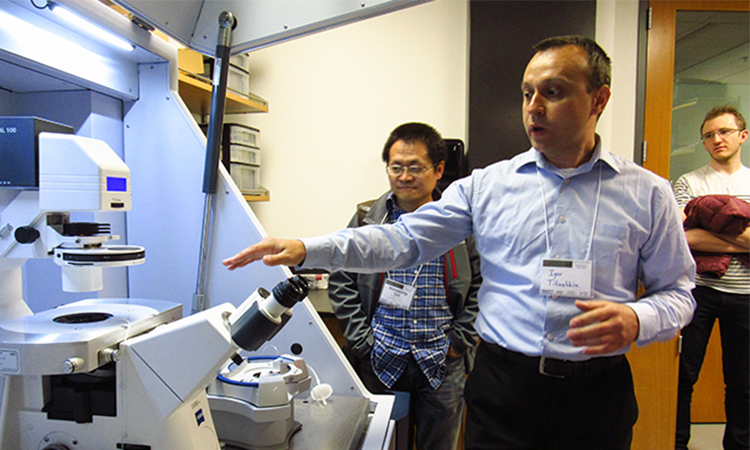 The 2016 Scanning Probe Microscopy Short Courses and Training Workshop