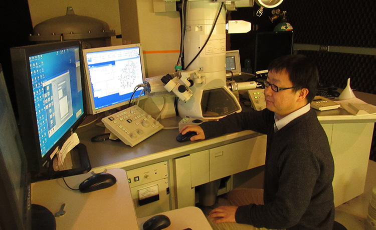 Dr. Jinsong Wu promoted to associate research professor