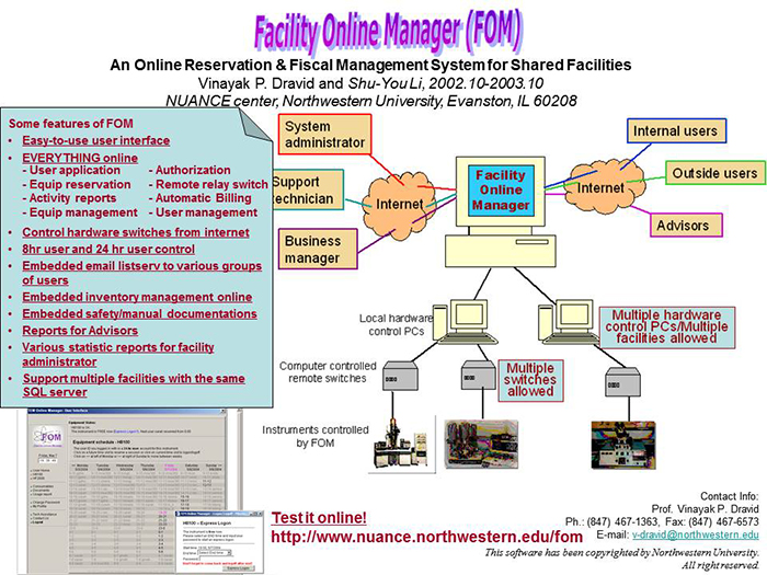 FOM workshop poster