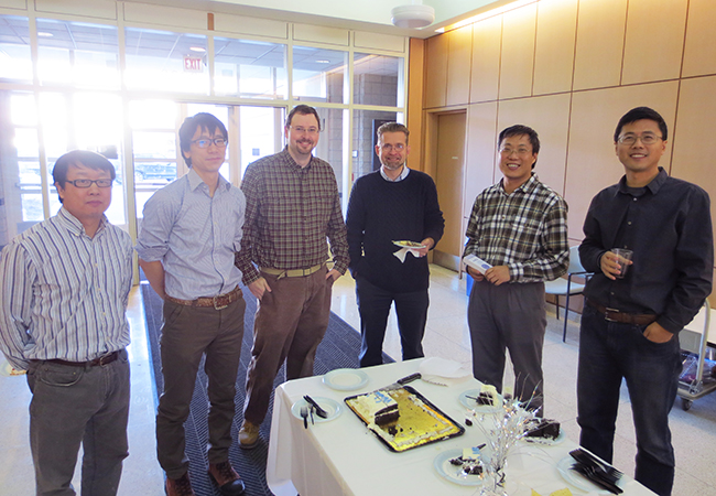 Shuyou's Farewell Party