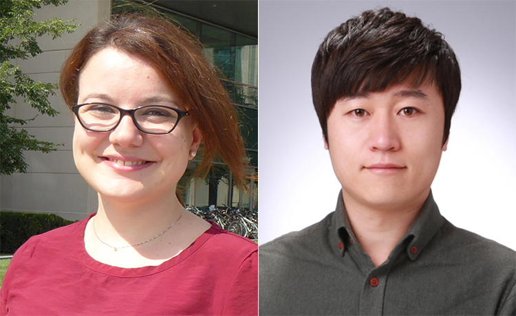 The NUANCE Center warmly welcomes Dr. Sungkyu Kim and Dr. Chiara Musumeci!